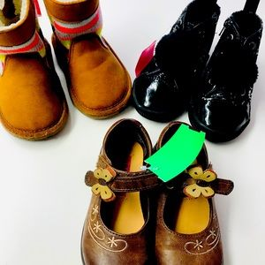 Harper Canyon, Gap Lot of toddler shoes size 7